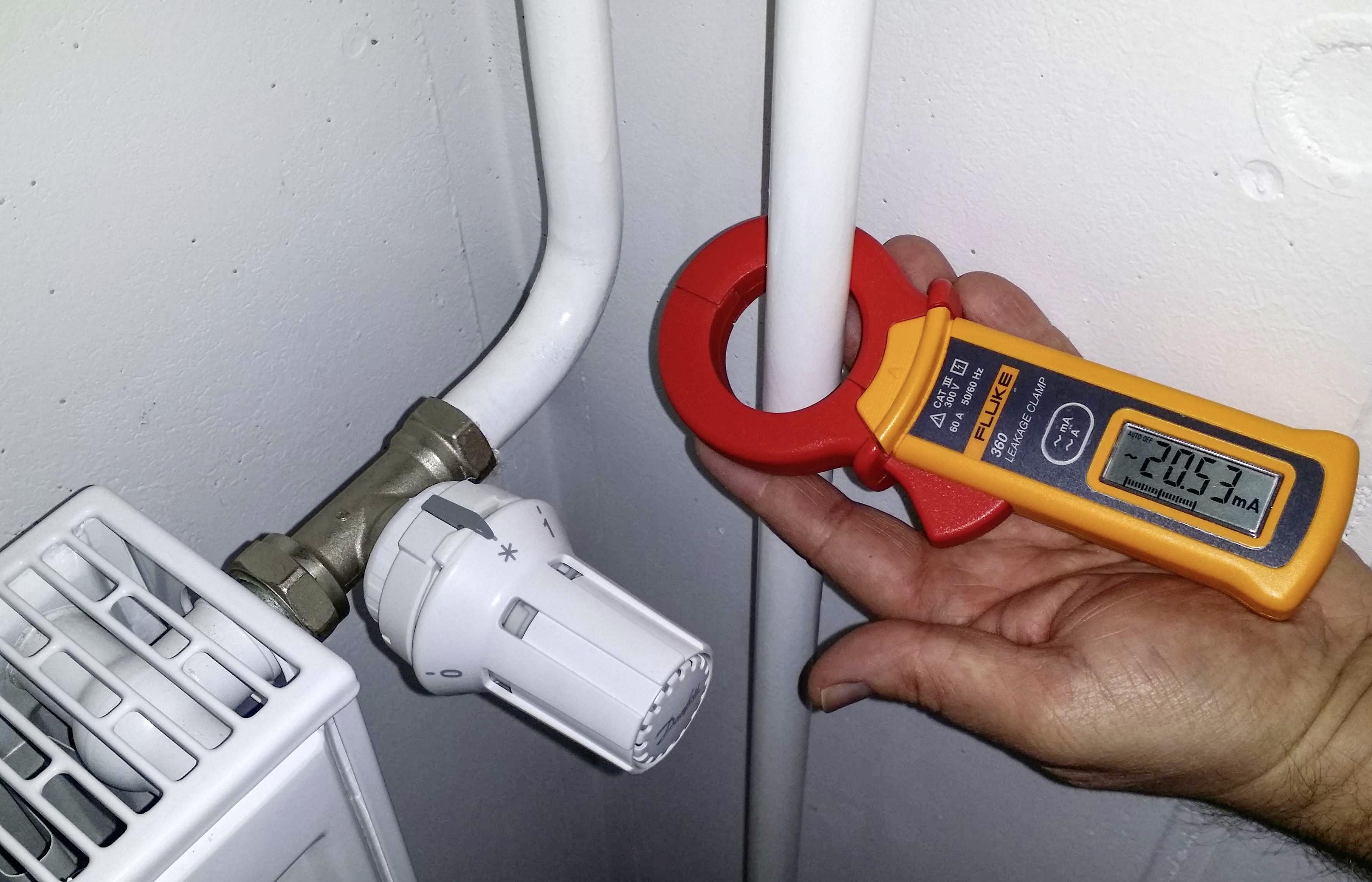 Wie falsche Erdung zu Korrosion in Wasserrohren führt   Haustec