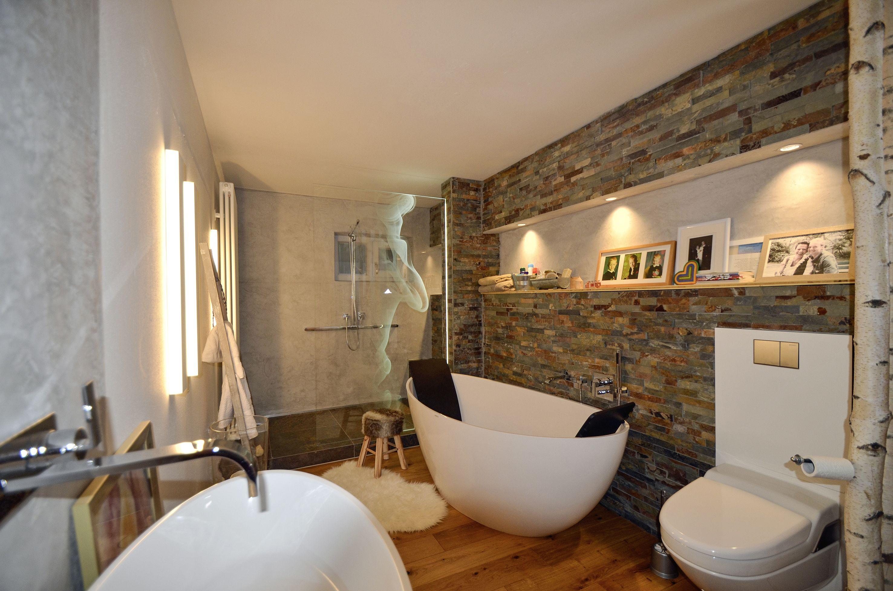 5 Beispiele Fur Die Planung Freistehender Badewannen Haustec