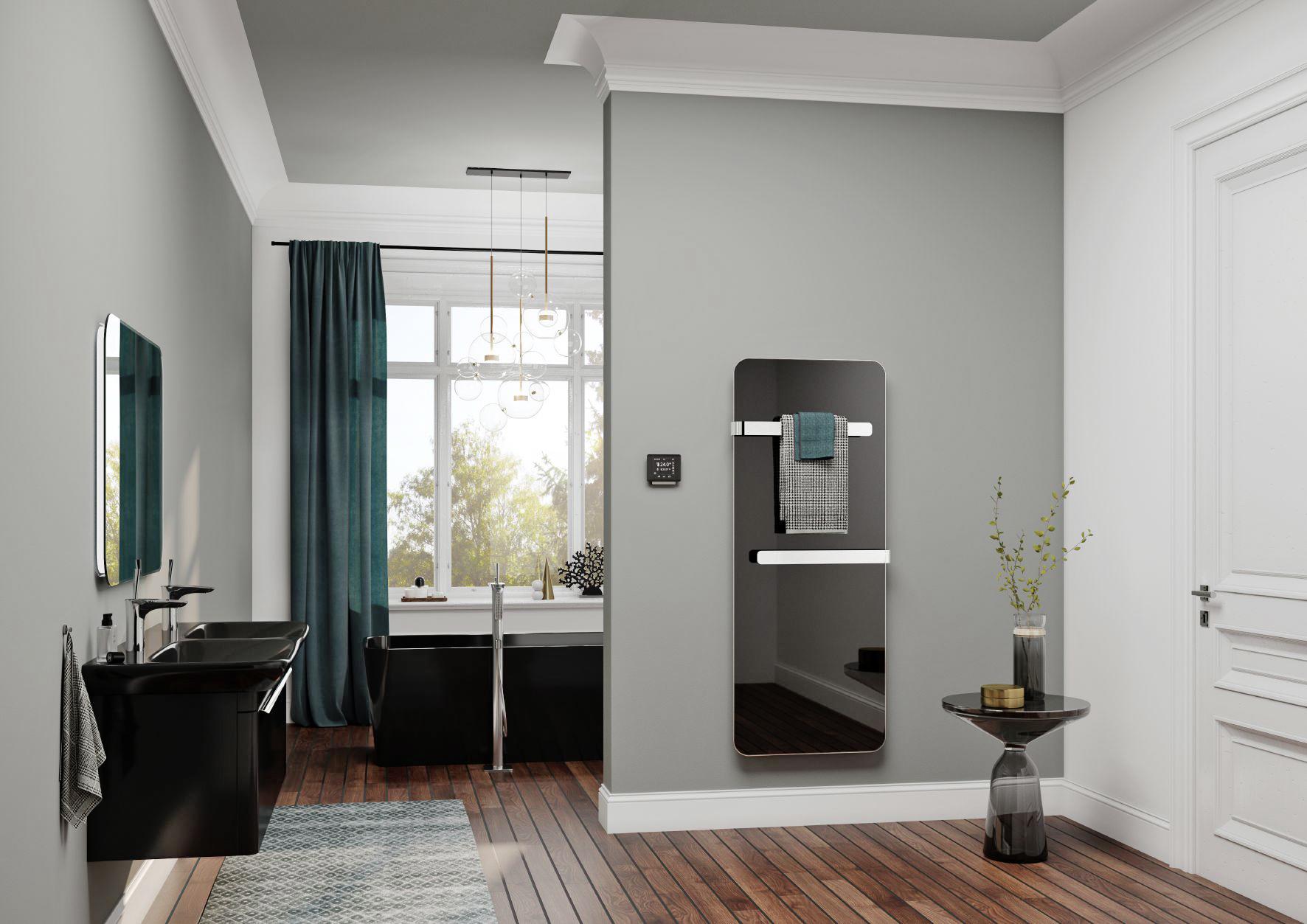 Heizen mit Infrarot im Badezimmer 20 Vor  und Nachteile   Haustec