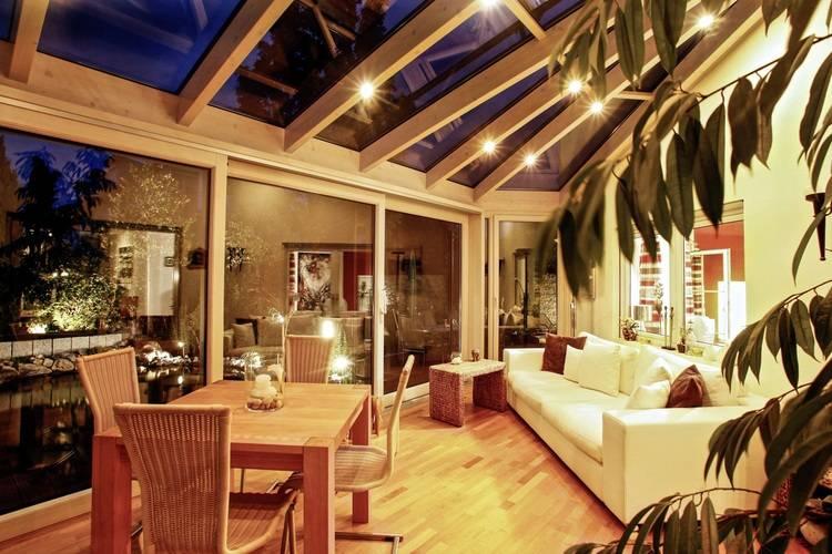 Wie Wintergärten den vorhandenen Wohnraum erweitern - Haustec