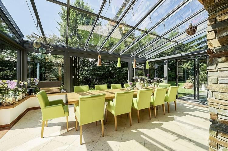 Wie Wintergarten Den Vorhandenen Wohnraum Erweitern Haustec