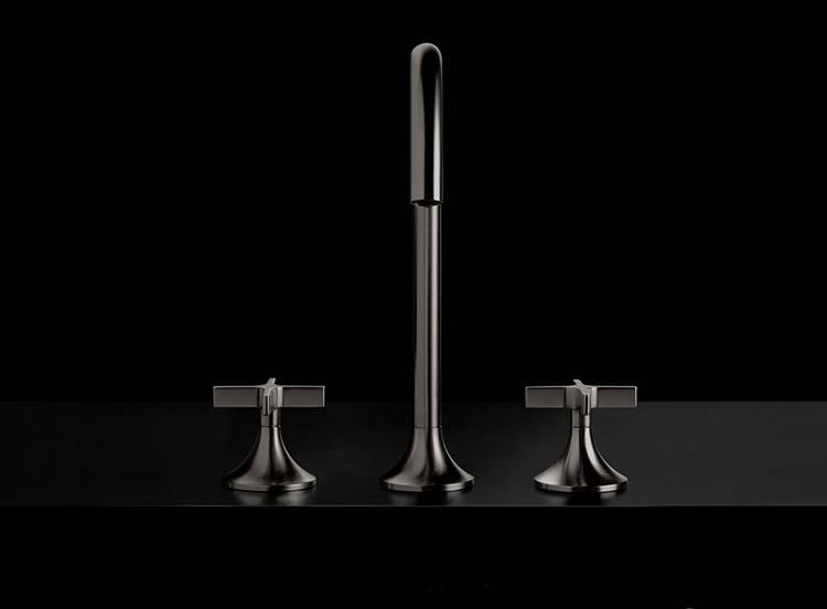 dornbracht vaia in der oberfl che dark platinum matt. Black Bedroom Furniture Sets. Home Design Ideas