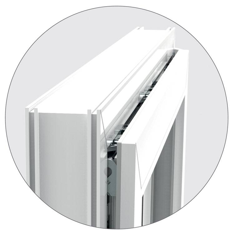 Oknoplast Fenster Mit Gesicherter Lüftungsstellung Haustec