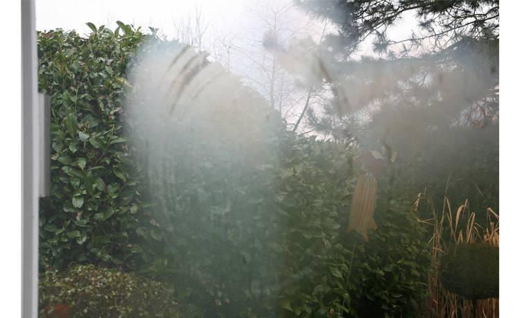 Auch Saugerabdrücke, die nur auf einer kondensierten Scheibe sichtbar sind, können einen Mangel darstellen.