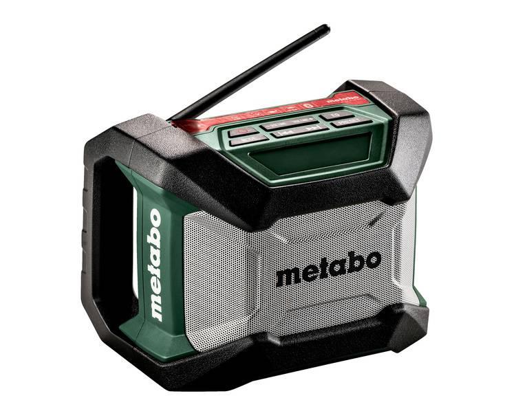metabo akku baustellenradio mit streaming funktion haustec. Black Bedroom Furniture Sets. Home Design Ideas