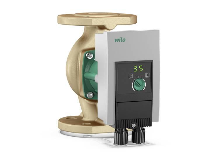 Wilo: Hocheffiziente Trinkwasserpumpe Yonos MAXO-Z | Haustec