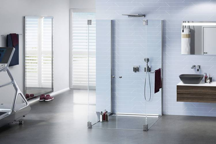 Relativ Darauf müssen Sie beim bodengleichen Einbau von Duschen achten TS22