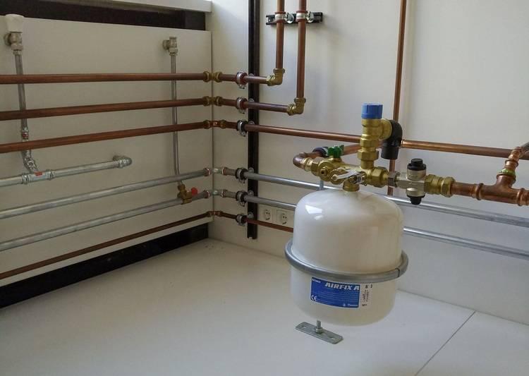 Beliebt Worauf es bei Ausdehnungsgefäßen in Trinkwasseranlagen ankommt RH13
