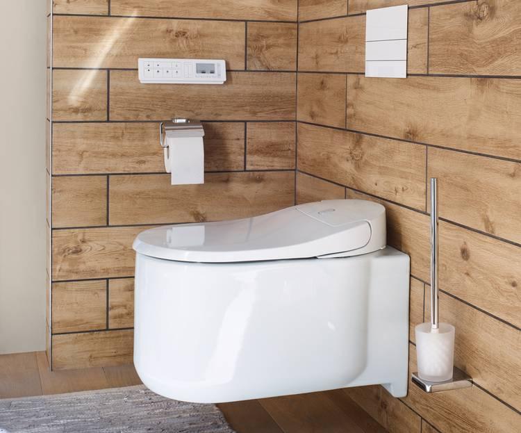 sanibel dusch wc 3001 family haustec. Black Bedroom Furniture Sets. Home Design Ideas