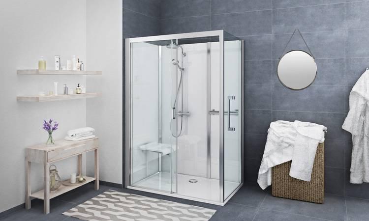 Roth Vinata: Aus Wanne wird Dusche an einem Tag | Haustec