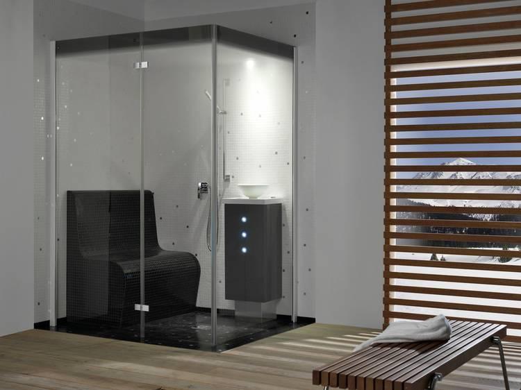 Häufig 9 Tipps für das Dampfbad im eigenen Bad - Haustec ZU72