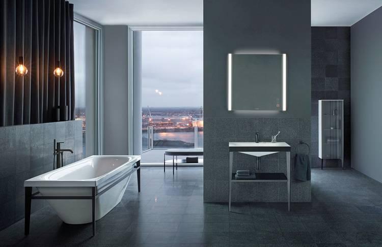 Duravit Viu/Xviu: Keramik und Möbel fürs Bad der Zukunft | Haustec