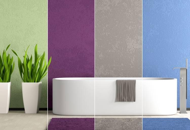 3 Tipps Fur Den Gelungenen Einsatz Von Farbe Im Bad Haustec
