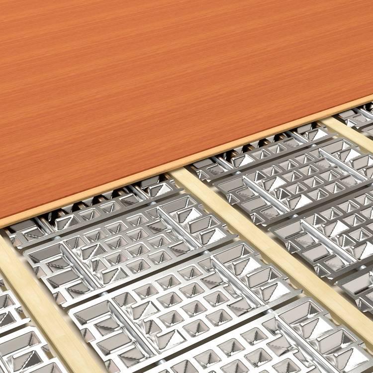 Fussbodenheizung Unter Vollholzboden Das Gibt Es Zu Beachten Haustec