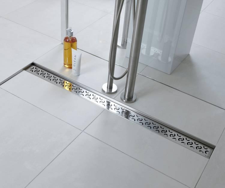 Gut bekannt Duschrinnen fachgerecht planen und einbauen - Haustec YU95