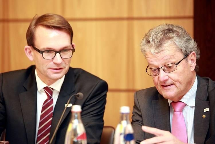 Überraschung beim ZVSHK: Präsident Stather erklärt Rücktritt - Haustec