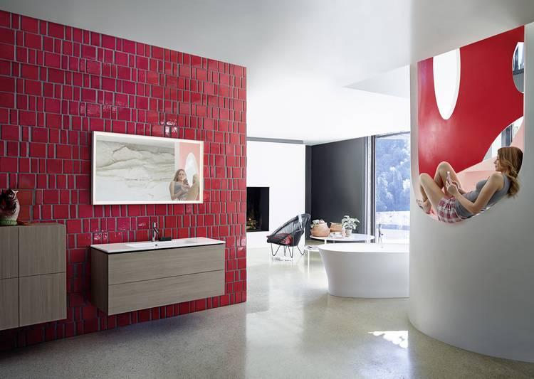 b der gestalten mit farben und oberfl chen haustec. Black Bedroom Furniture Sets. Home Design Ideas