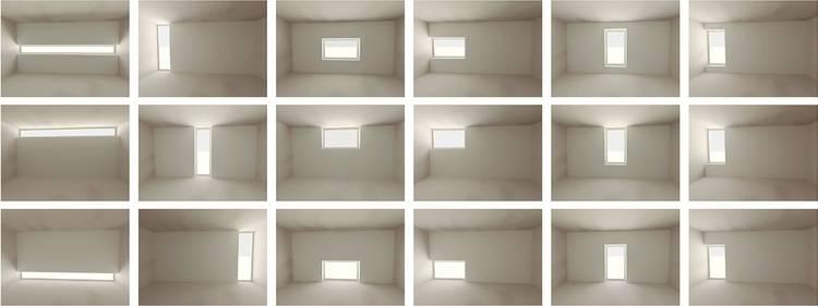 Fensterrahmen Innen