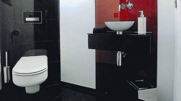 Prämierte Gäste-WCs: So sehen die Entwürfe der Sieger aus - Haustec