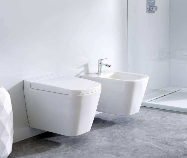 Gut bekannt Die richtige Einbauhöhe für Wand-WCs - Haustec HG62