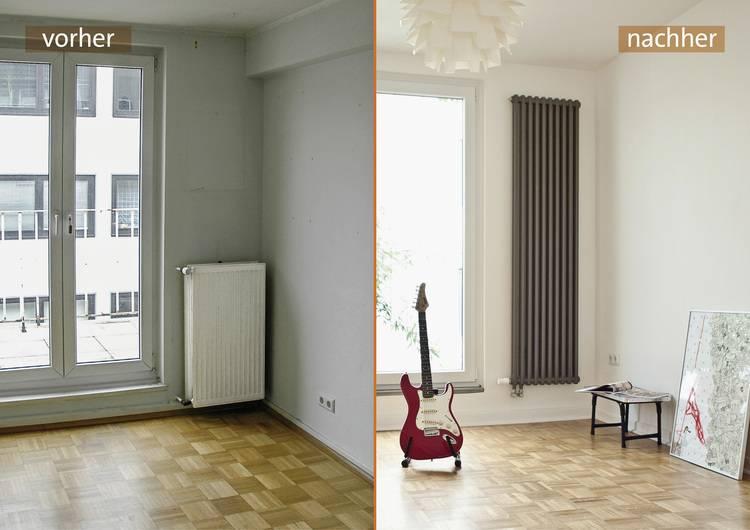 was sie bei der heizk rperauswahl beachten sollten haustec. Black Bedroom Furniture Sets. Home Design Ideas