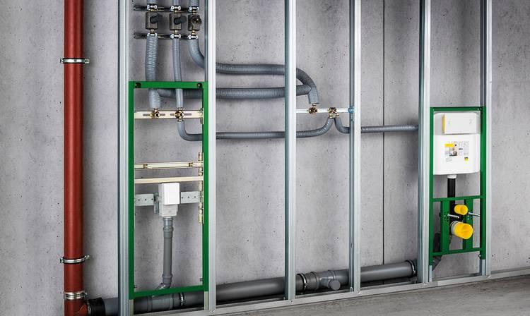 trinkwasserhygiene wenn die armatur hei wird haustec. Black Bedroom Furniture Sets. Home Design Ideas