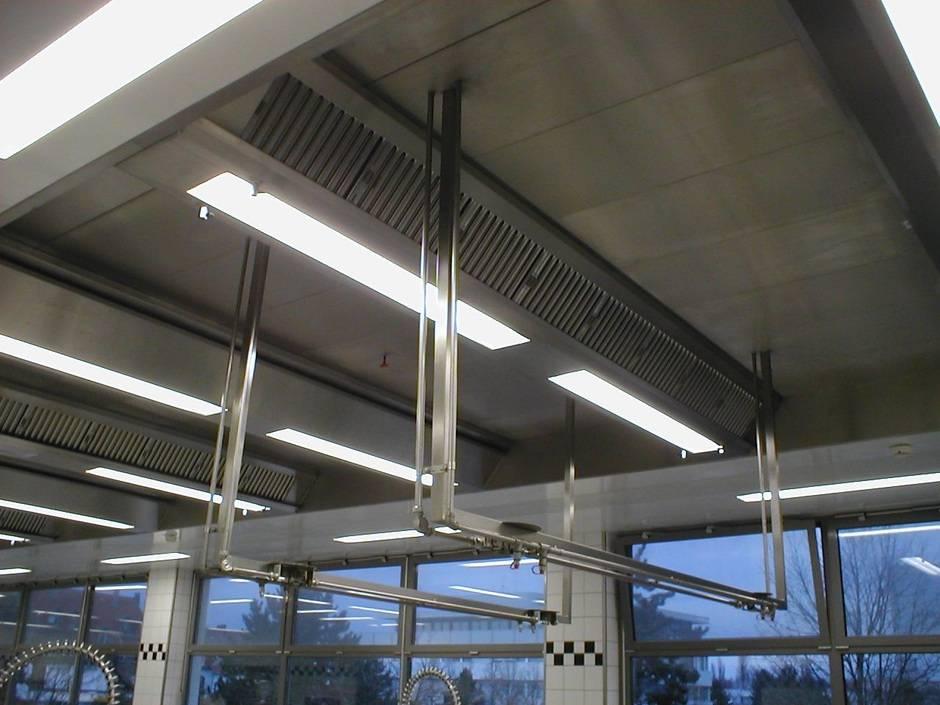 Wie die DIN EN 16282 die Sicherheit in Großküchen erhöht - Haustec