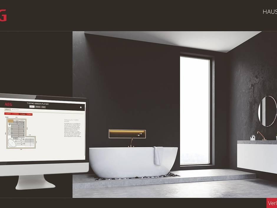 thermo boden planer planung von elektrischen fu bodenheizungen im web haustec. Black Bedroom Furniture Sets. Home Design Ideas