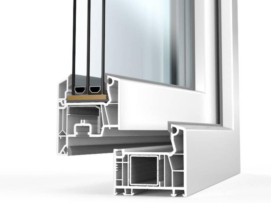 veka launcht neues profilsystem softline 76 haustec. Black Bedroom Furniture Sets. Home Design Ideas