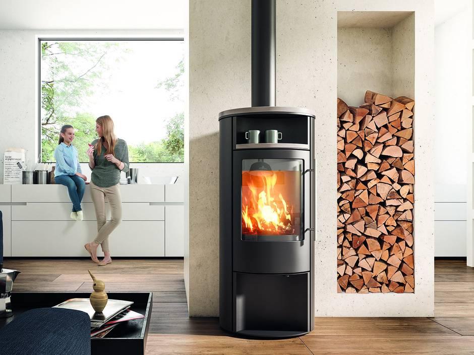 kamin und kachel fen umweltgerechtes heizen nur mit korrektem brennmaterial haustec. Black Bedroom Furniture Sets. Home Design Ideas