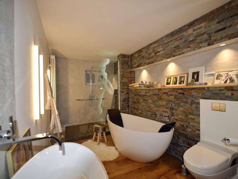 Fabulous 5 Beispiele für die Planung freistehender Badewannen - Haustec MX24