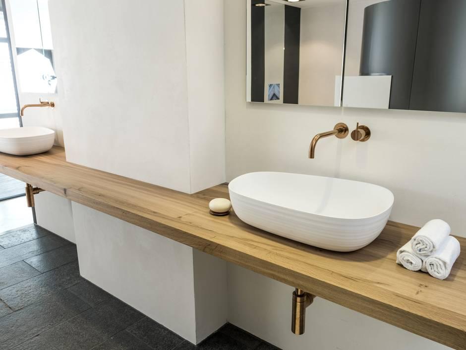 Drei Tipps Zum Einsatz Von Holz Im Badezimmer Haustec