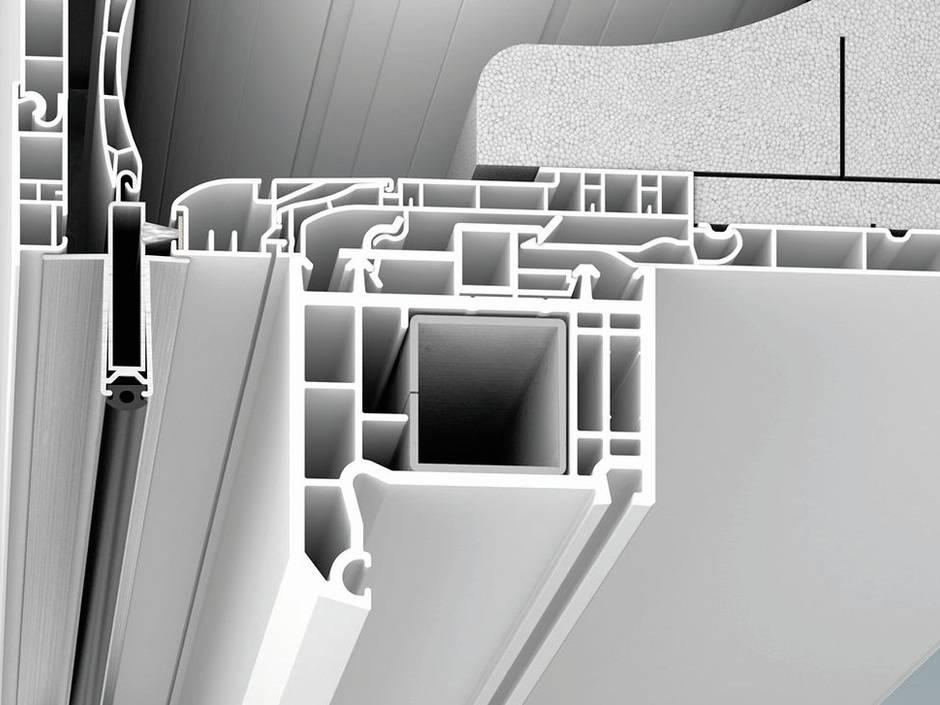 elite xt rollladenkastensystem punktet beim schallschutz haustec. Black Bedroom Furniture Sets. Home Design Ideas