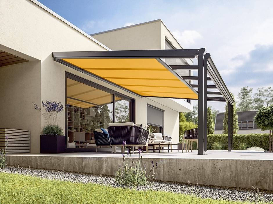 markise neuer stoff with markise neuer stoff free. Black Bedroom Furniture Sets. Home Design Ideas