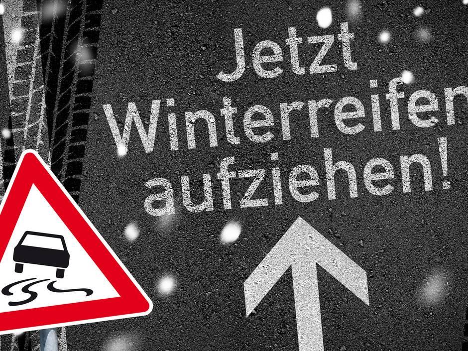 neue stvo winterreifenpflicht in deutschland auch f r. Black Bedroom Furniture Sets. Home Design Ideas