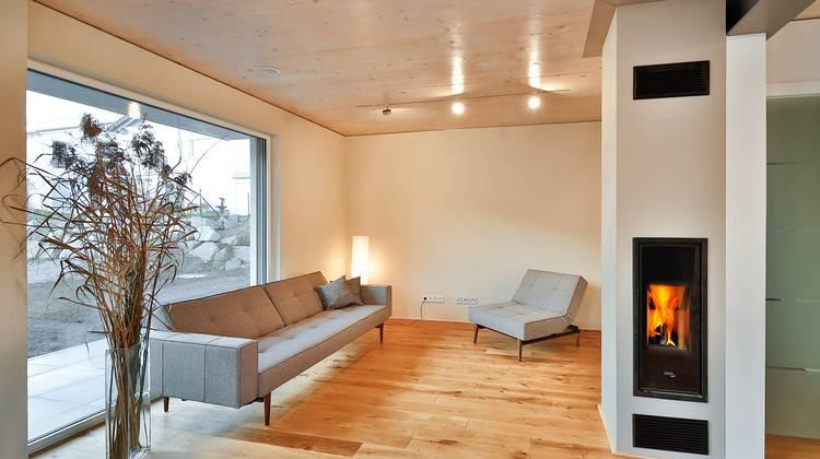 sto calce kologische innenputze regulieren raumfeuchte haustec. Black Bedroom Furniture Sets. Home Design Ideas