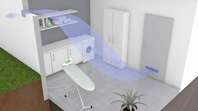 wie ein automatisches l ftungssystem f r trockene keller sorgt haustec. Black Bedroom Furniture Sets. Home Design Ideas