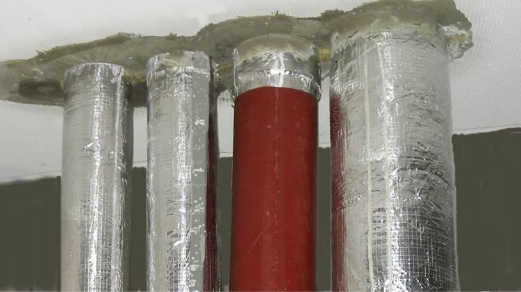 Vorbeugender Brandschutz Normgerechte Rohrdurchfuhrungen Nach Mlar
