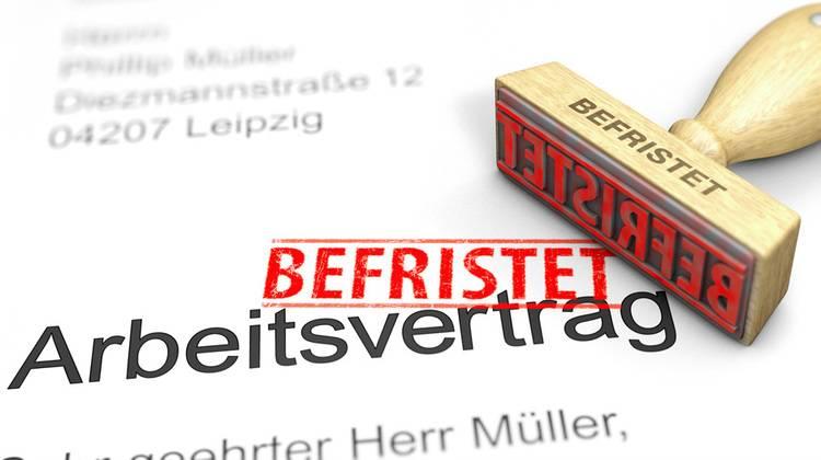 Verfassungsgericht Fällt Neues Urteil Zur Sachgrundlosen Befristung