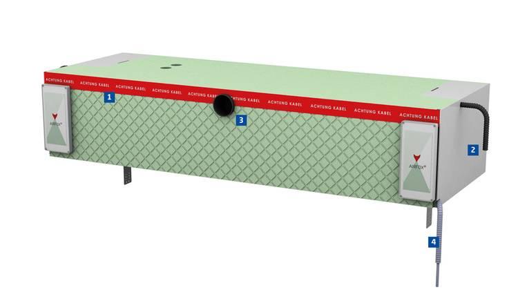 günstiger Preis neuer Stil & Luxus Wählen Sie für späteste Beck+Heun optimiert Lüftungssystem Airfox | Haustec