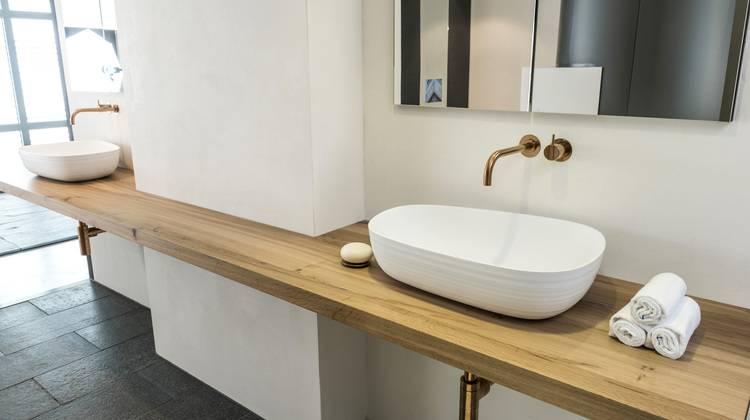 Drei Tipps zum Einsatz von Holz im Badezimmer | Haustec