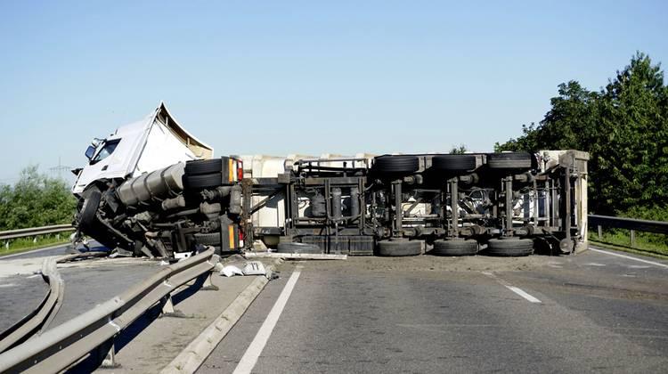 Unfälle Mit Lkw