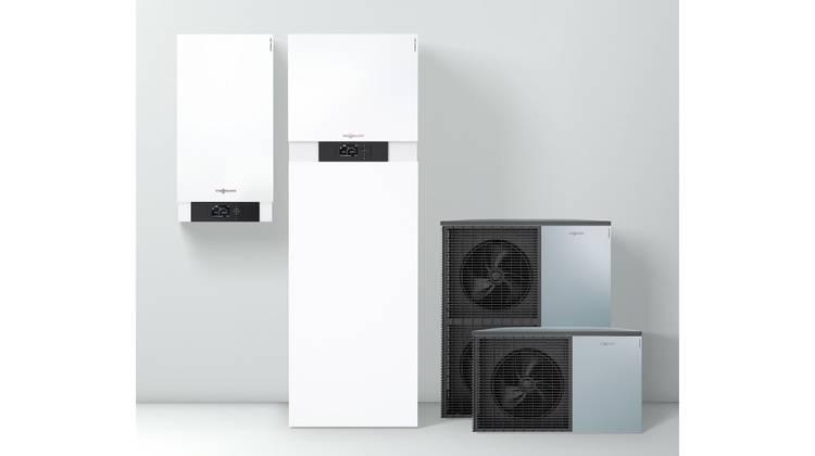 Luft Wasser Wärmepumpe Erfahrungen viessmann neue wärmepumpen flüsterleise und effizient haustec