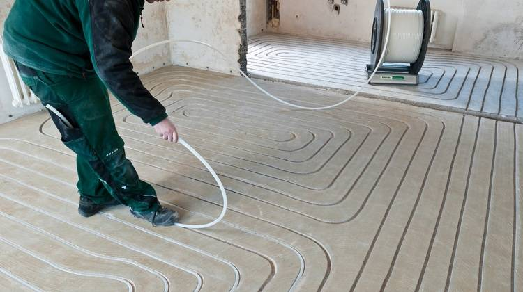 Empur Fussbodenheizung Ohne Zusatzliche Aufbauhohe Haustec