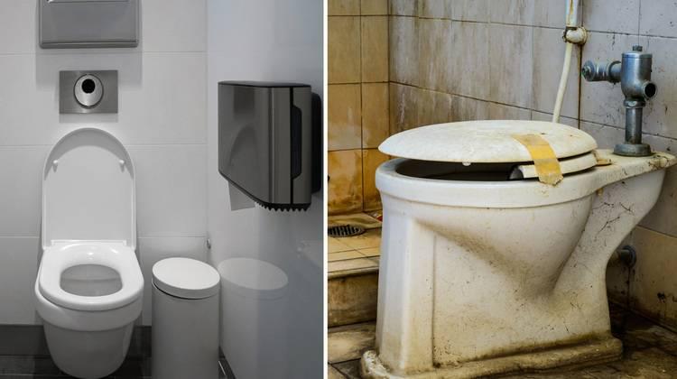 ffentliche toiletten lieber nicht haustec. Black Bedroom Furniture Sets. Home Design Ideas