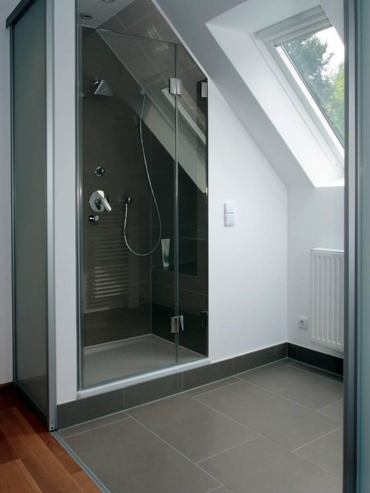 Badezimmer Dachschräge Dusche : Der Dachschr Ge Ein Schnippchen Schlagen  Haustec