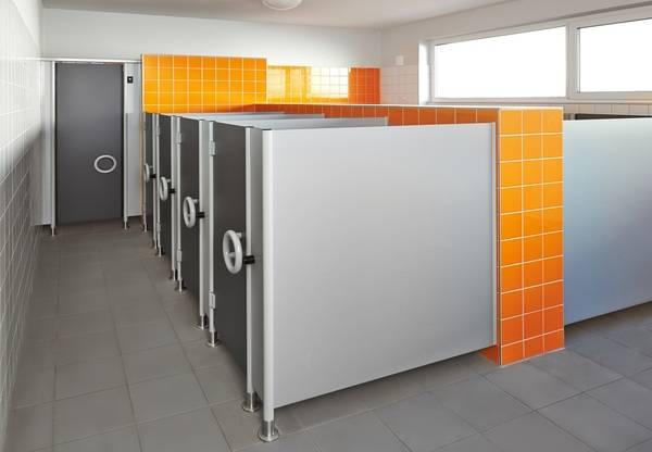 Sicher, Robust Und Farbenfroh Präsentiert Sich Die KIGA Serie Der Schäfer  Trennwandsysteme GmbH.