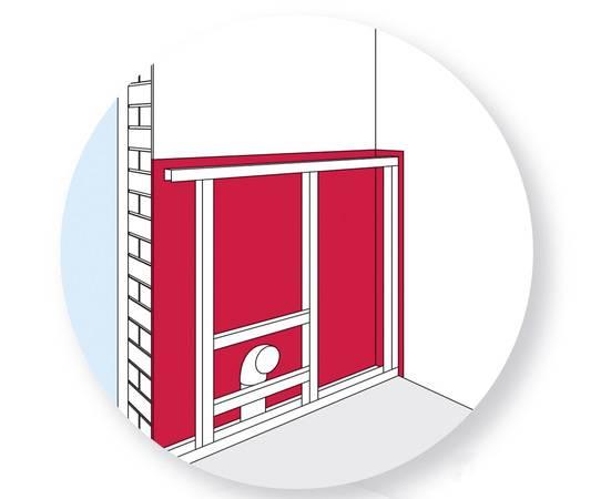 wie funktioniert eigentlich ein blower door test haustec. Black Bedroom Furniture Sets. Home Design Ideas