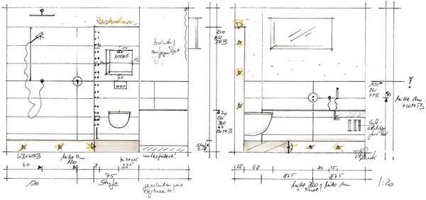 Relativ Zu wenig Raum für ein Bad: So schafft der Fachmann Platz - Haustec AK27