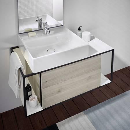 ish 2017 die neuen badkeramikserien haustec. Black Bedroom Furniture Sets. Home Design Ideas